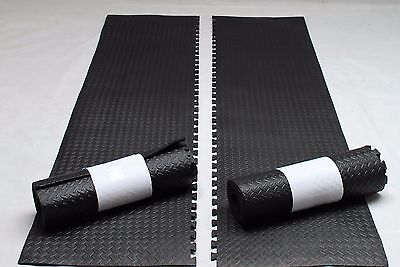 Large Multi-Purpose Safety Path Anti Slip EVA Floor Mats Foam Matting 4.8m Long
