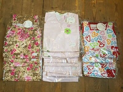 18 Quality cotton girls dresses SPRING & SUMMER collection ages 3 - 7