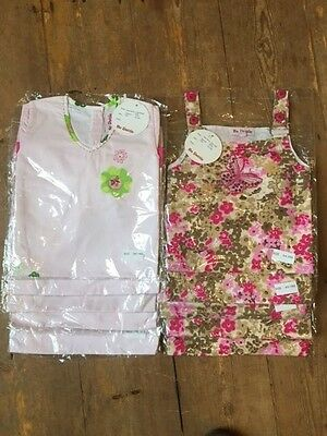 10 Quality cotton girls dresses SPRING & SUMMER collection ages 3 - 6 wholesale
