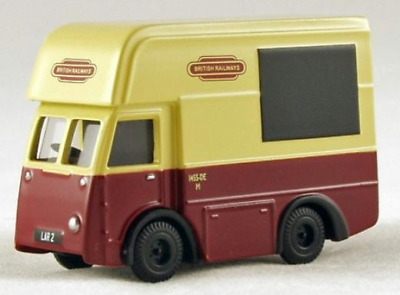 Classix EM76637 NCB Electric High Top Van - British Railways OO Gauge