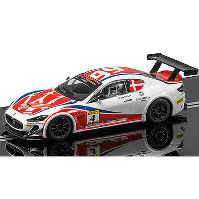 SCALEXTRIC Slot Car C3572 Maserati Trofeo Superclub
