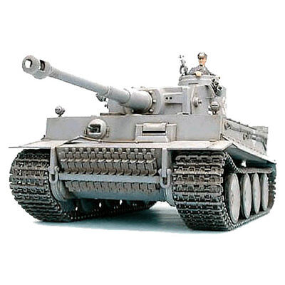 TAMIYA RC 56010 Tank Tiger I Early full-option 1:16 Assembly Kit