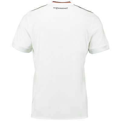 adidas Mens Gents Football Germany Confederations Cup Home Shirt Jersey 2017
