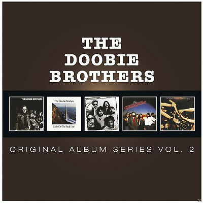 The Doobie Brothers - Original Album Series Vol.2 - (CD)