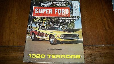 Super Ford Magazine  May 1983