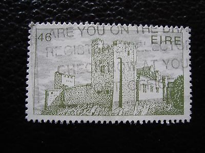IRLANDE - timbre yvert et tellier n° 596 obl (A33) stamp ireland (C)