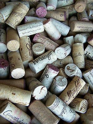 lot 2000+ Used Natural WINE CORKS ALL NATURAL NO SYNTHETICS craft wedding party