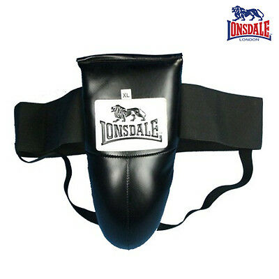 Lonsdale Protective equipment Grein Guard Intimate protection Boxes MMA