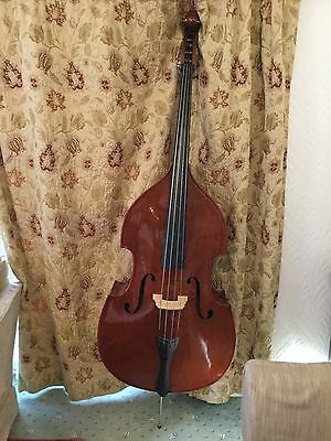 Stentor Conservatoire Double Bass 3/4