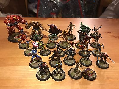 marvel miniatures game