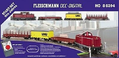 Fleischmann 86394 Dcc Digital Control Start Set - Brand New