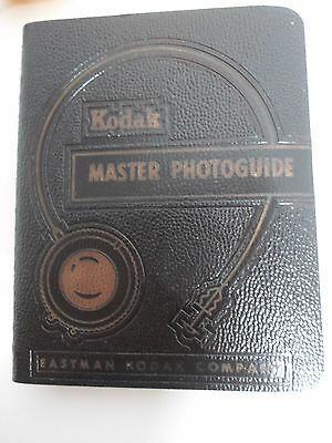 1956 Kodak Master Photo Guide with Original Box