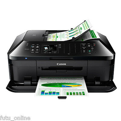 Canon PIXMA MX926 All in One Inkjet Wireless Multifunction Printer Copy Scan Fax