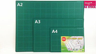 Reno Art Self Healing Cutting Mat Green HobbyCraft Art Craft DIY Choose A4 A3 A2