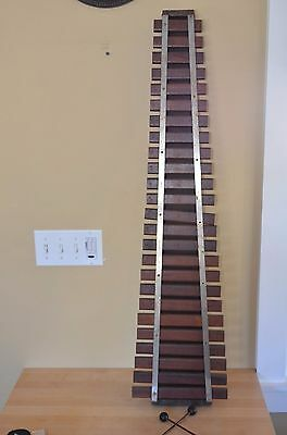 RARE Vtg Antique 1920's JC Deagan rosewood Xylophone 25 key Musical Instrument