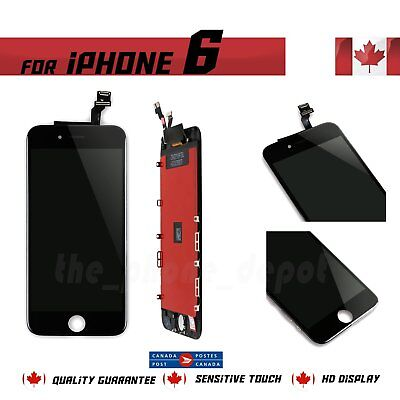 Replacement For iPhone 5S Black LCD Display Touch Screen & Digitizer CANADA