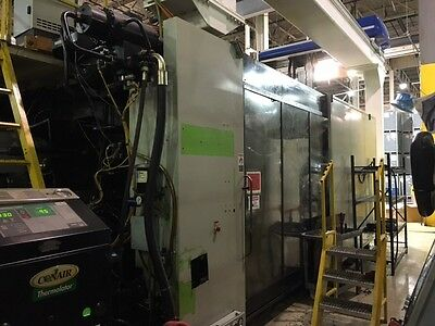 2000 Engel ES230500 2000-334, used plastic injection molding machine