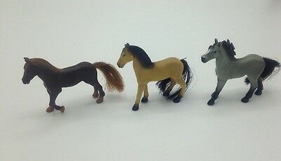 MMTL Moose Mountain Toymakers 2001 Horse Lot