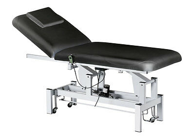 Electric Hydraulic Beauty Bed Cosmetic Tattoo Waxing Massage Table Adjustable