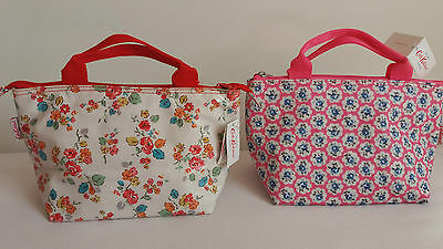 Cath Kidstion Insulated Tote Lunch Bag