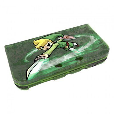 The Legend of Zelda Slim Storage Armor Case for New Nintendo 3DS XL NEW