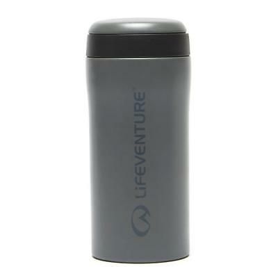 Lifeventure Thermal Mug Walking Hiking Hydration Flasks Bottles Mugs Grey
