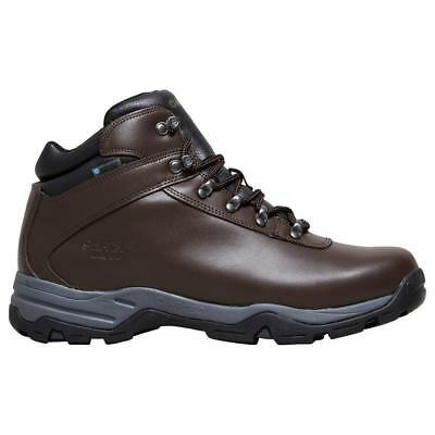 Hi-Tec Mens Eurotrek Iii Waterproof Boot Walking Boots Brown