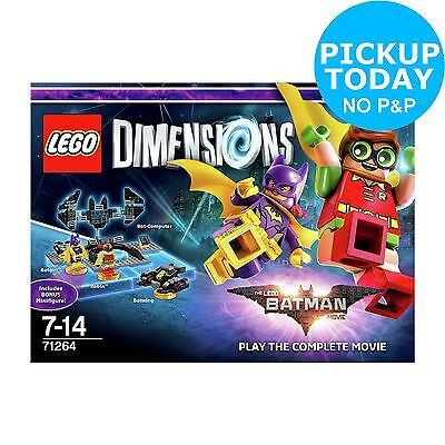 LEGO Dimensions Batman Movie Story Pack. From the Official Argos Shop on ebay