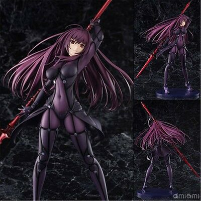 Anime Fate Grand Order Lancer Scathach 1/7 PVC Completed Figure New In Box