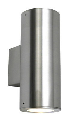 Astro Detroit Modern Stainless Steel 2 X 35W outdoor up  down Wall Light IP44
