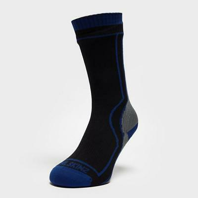 Sealskinz Thick Mid Length Sock Grey