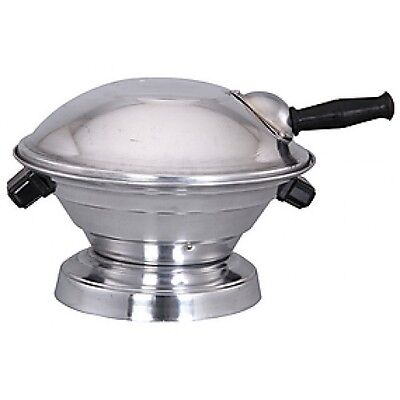 Aluminium Gas Tandoor Dal Bati Oven Barbeque Maker Bake Toast Tandoori Chicken