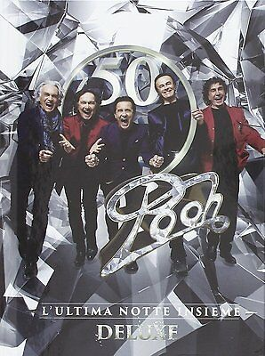Pooh 50 - L'ultima Notte Insieme  Deluxe Edition  [3 Cd