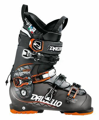 Dalbello Panterra 100 2017 Ski Boots Black / Orange