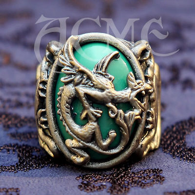 The Noble Collection Pirates of the Caribbean Jack Sparrow Movie Replica Ring