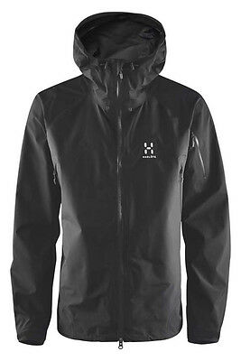 Haglöfs Roc Spirit Jacket Men, Gore-Tex CKNIT, Gr. M, Farbe: true black