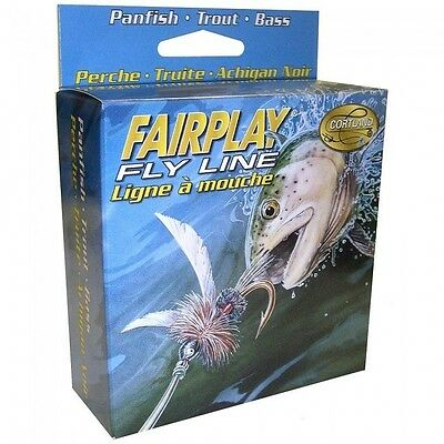Cortland Fairplay Fly Fishing Line 27-30yds - Various Line Weights *CLEARANCE*