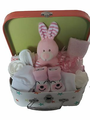 Baby Gift Set Girl.Guess How Much I Love You Baby Gift Set.Baby Gift Basket Girl
