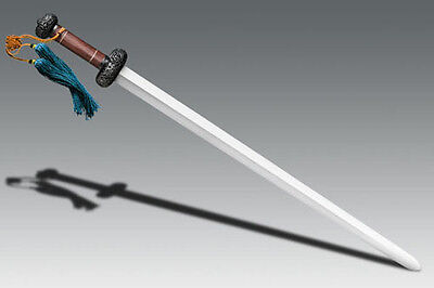 Cold Steel 88Fg Battle Gim Damascus Sword With Scabbard.