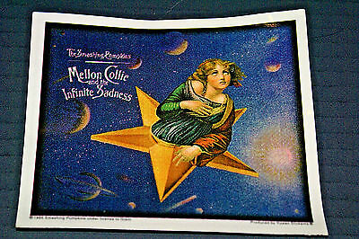 Smashing Pumpkins Vintage 1995 STICKER  Mellon Collie and the Infinite sadness
