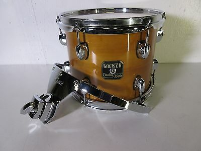 "Gretsch Catalina Maple Rack Tom - 10 X 8"" - Deep Amber - With Mount"