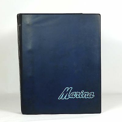 Austin MORRIS MARINA OPERATIONS REPAIR MANUAL AKD7555