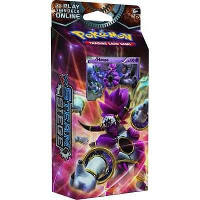 POKEMON XY—STEAM SIEGE * Theme Deck: Ring of Lightning Hoopa