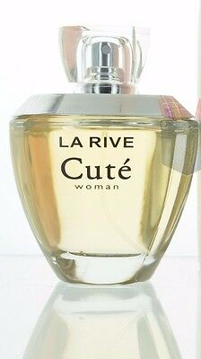 No Box No Cap La Rive Cute for Women Eau de Parfum 3 oz 90 ml Spray
