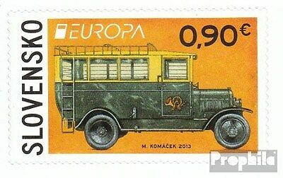 Slovakia 708 (complete.issue.) unmounted mint / never hinged 2013 Europe