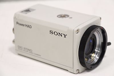 Sony DXC-970MD Power HAD 3CCD Medical Color Video Camera + Free Priority SH