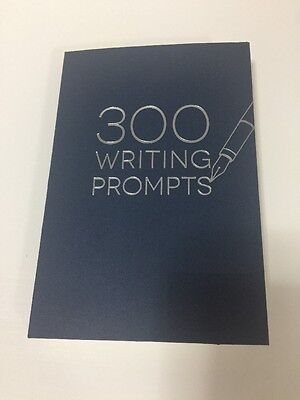 300 Writing Prompts Book by Piccadilly Journal Paperback NEW!!