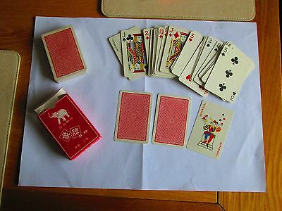 Chinese Playing Cards - Elephant brand - Brand New Sealed