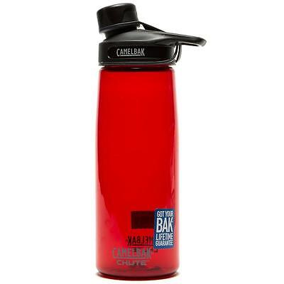 Camelbak 0.75 Litre Chute Bottle Red One Size