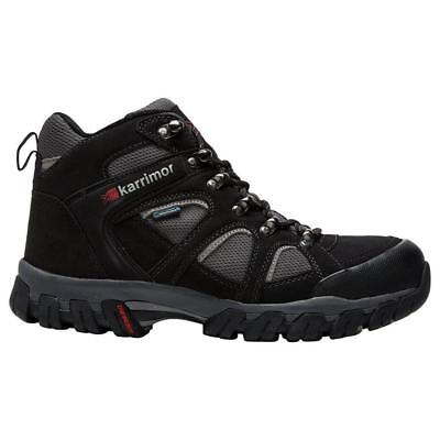 Karrimor Mens Bodmin Iv Mid Walking Boot Walking Boots Grey
